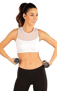 Tops and T-Shirts LITEX > Women´s bra top.