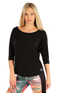 Women´s shirt with 3/4 length sleeves. LITEX