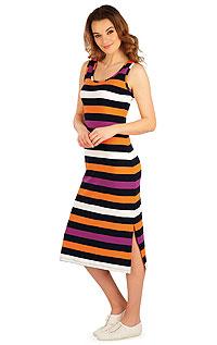 Šaty, sukně, tuniky LITEX > Šaty dámské dlouhé bez rukávu.
