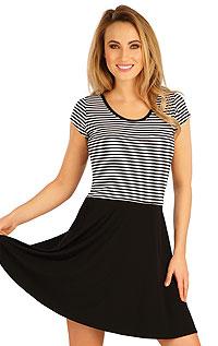 Šaty a sukně LITEX > Šaty dámské s krátkým rukávem.