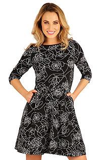 Šaty a sukně LITEX > Šaty dámské s 3/4 rukávem.