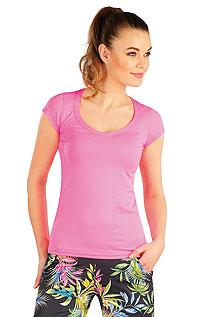 Tops, T-shirts, Sport Bhs LITEX > Damen T-Shirt, kurzarm.
