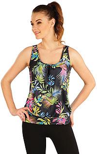 Tops, T-shirts, Sport Bhs LITEX > Damen T-Shirt ohne Ärmel.