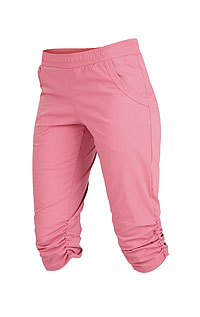 Leggings, trousers, shorts LITEX > Women´s 3/4 length trousers.