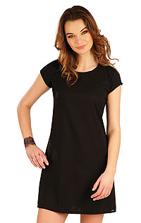 Women´s dress with short sleeves. LITEX