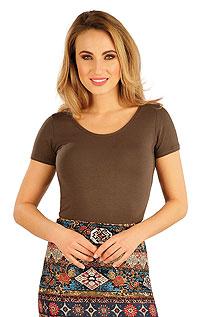 Tričká LITEX > Tričko dámske s krátkym rukávom.