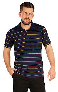 T-shirts, vests LITEX > Men´s polo shirt with short sleeves.