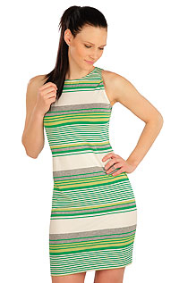 Woman´s sleeveless dress. LITEX