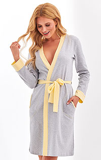 Bathrobes and towels LITEX > Women´s bathrobe.