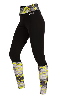 Long Leggings LITEX > Women´s functional long leggings.