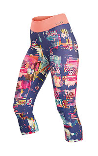 Medium Leggings LITEX > Women´s functional 3/4 leggings.