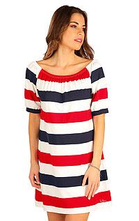 Dresses, skirts, tunics LITEX > Women´s dress with short sleeves.