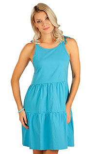 Dresses, skirts, tunics LITEX > Women´s dress with adjustable straps.