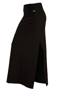 Litex Sukně dámská dlouhá. 5B167S 901 - vel. S černá