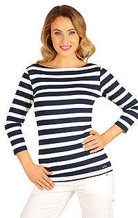 Women´s clothes LITEX > Women´s shirt with 3/4 length sleeves.