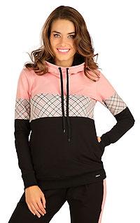 Sportswear LITEX > Women´s hoodie jacket.