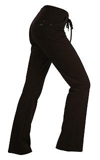 Sportswear LITEX > Women´s long high waist sport trousers.
