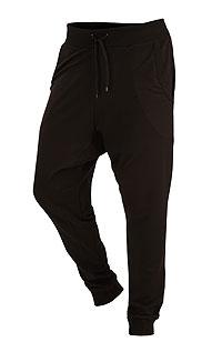 Kalhoty, tepláky, kraťasy LITEX > Tepláky pánské dlouhé s nízkým sedem.