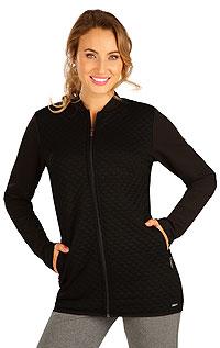 Bundy, vesty, kabátiky LITEX > Mikina dámska na zips.