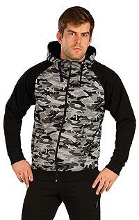 Sweatshirts, Jacken LITEX > Herren Sweatshirt mit Kapuzen.