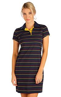 Litex Šaty dámské s krátkým rukávem. 5B301S 0 - vel. S viz. foto