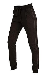 Litex Kalhoty dámské dlouhé bokové. 5B323XL 901 - vel. XL černá