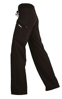 Litex Kalhoty dámské dlouhé do pasu. 5B326XL 901 - vel. XL černá