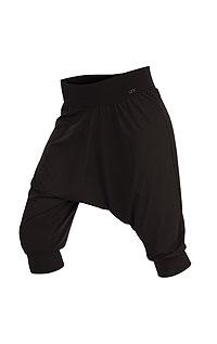 Litex Funkční kalhoty dámské 3/4 5B363XL 901 - vel. XL černá