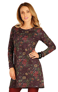 Dresses and Skirts LITEX > Women´s dress with long sleeves.