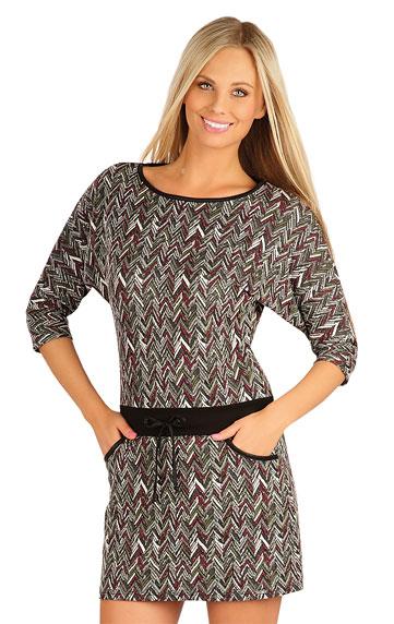 Šaty dámské s 3/4 rukávem. | Šaty a sukně LITEX