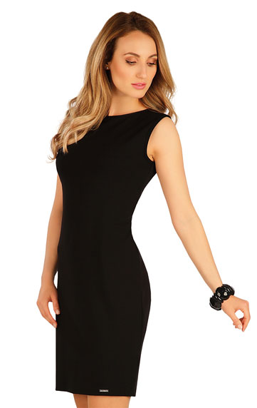 Woman´s sleeveless dress.   Dresses and Skirts LITEX