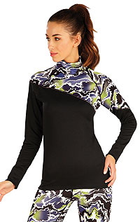 Discount LITEX > Women´s thermal turtleneck shirt with long sleeves.