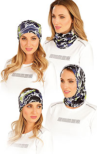 Accessories LITEX > Multifunctional scarf.