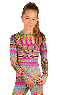 Kid´s sportswear LITEX > Children´s thermal t-shirt.