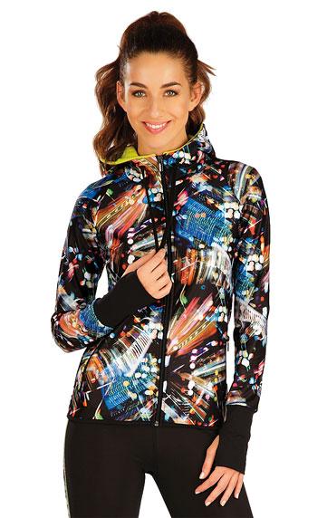 Mikina dámska s kapucňou.   Vesty a bundy LITEX