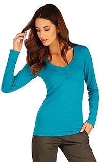 Tops LITEX > Damen T-Shirt mit langen Ärmeln.