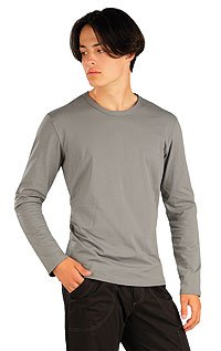 Men´s sportswear LITEX > Men´s long-sleeves shirt.