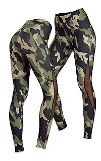 Lange Hosen LITEX > Damen Push-up Leggings, lang.
