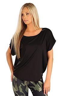 Tričko dámské s krátkým rukávem. LITEX