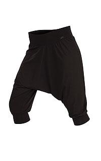 Litex Kalhoty dámské 3/4 s nízkým sedem. - vel. XL černá