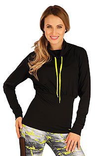 Jogging LITEX > Women´s sweatshirt with long sleeves.
