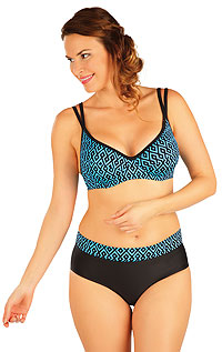 PLAVKY LITEX > Plavky podprsenka s kosticemi.