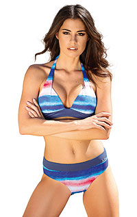 Swimsuit LITEX > Bikini top with push-up cups.