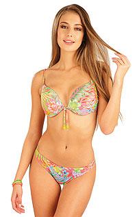 Dvojdielne plavky LITEX > Plavkové nohavičky string bokové.