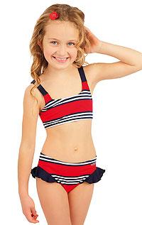 Dievčenské plavky LITEX > Plavkový top dievčenský.