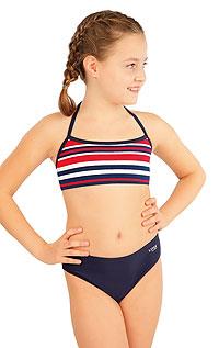 Dívčí plavky kalhotky středně vysoké. LITEX