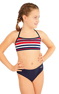 Girls classic waist bikini bottoms. LITEX