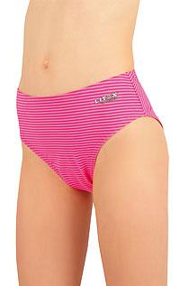 Dievčenské plavky LITEX > Dievčenské plavkové nohavičky vysoké.