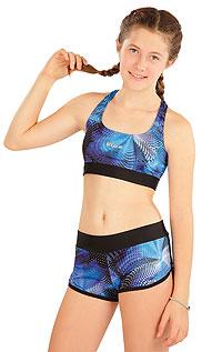 Dievčenské plavky LITEX > Dievčenské plavkové kraťasy.