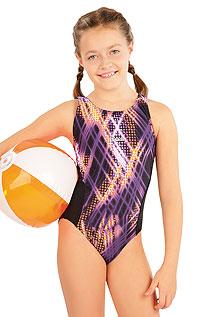 Litex Dívčí jednodílné sportovní plavky. 63649164 0 - vel. 164 viz. foto